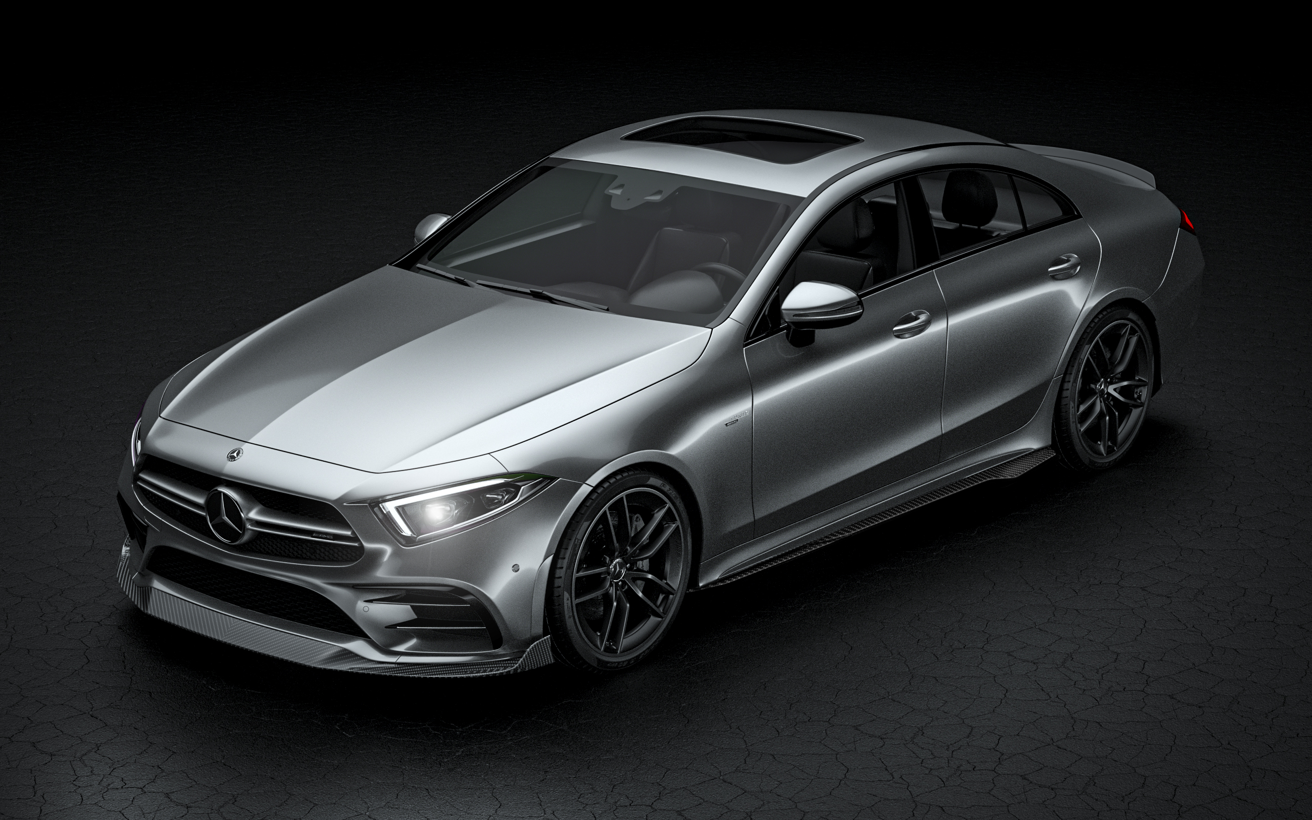 Mercedes-Benz CLS53 AMG with bodykit by ZACOE